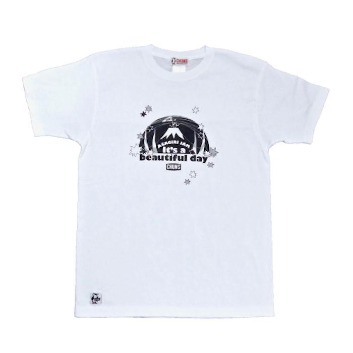 朝霧Jam2017×GAN-BAN×CHUMS Tシャツが発売! music170920_asagilijam_2-700x700