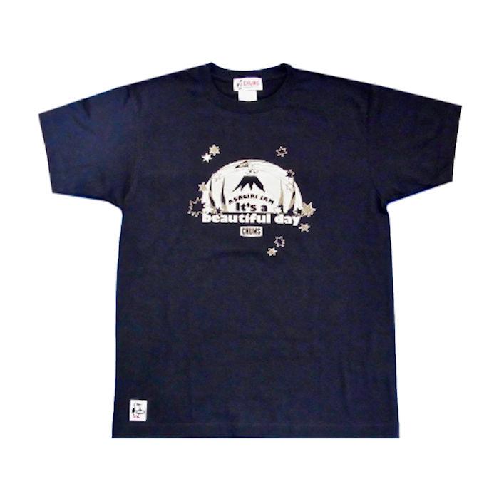 朝霧Jam2017×GAN-BAN×CHUMS Tシャツが発売! music170920_asagilijam_4-700x700