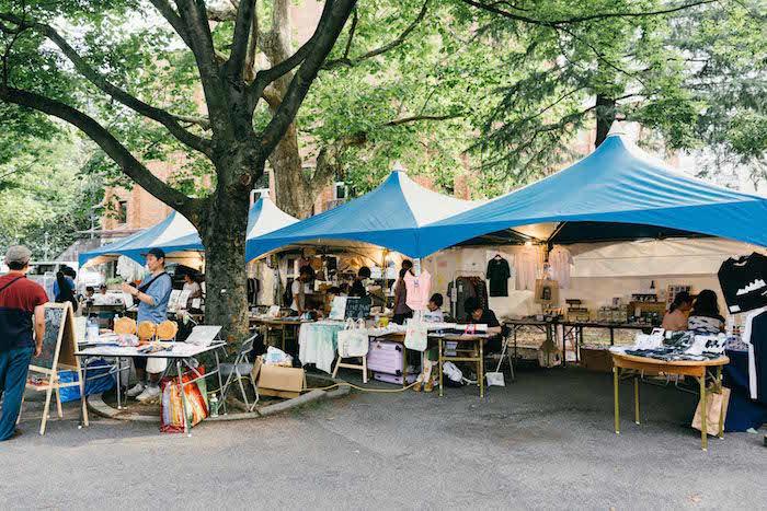 【レポート】<exPoP!!!!!>第100回と同時開催!「大人の文化祭」<NEWTOWN>でマーケット、トーク&ライブ、フードを満喫 newtown_feature19-700x467