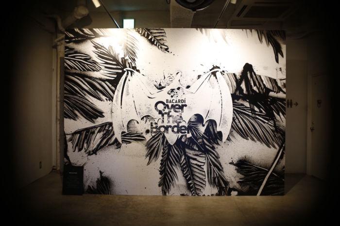 福岡公演にSeiho、Olive Oil&Popy Oil追加!アートを音楽が交錯するBACARDÍ <Over The Border> overtheborder-1709191-700x467