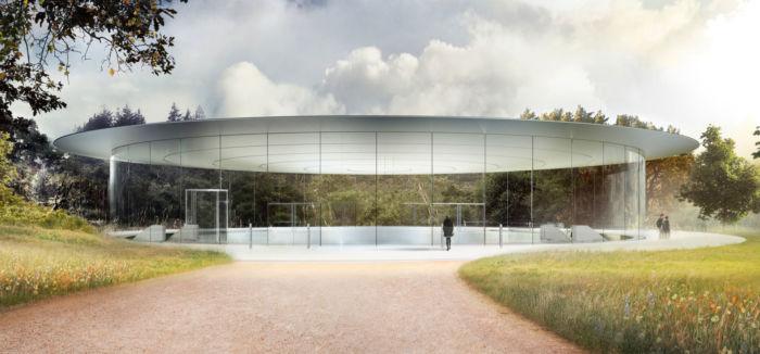アップル、秋の製品発表イベントの舞台は「スティーブ・ジョブズ・シアター」!地下に広がる空間の全貌は? technology170907_apple_2-700x326