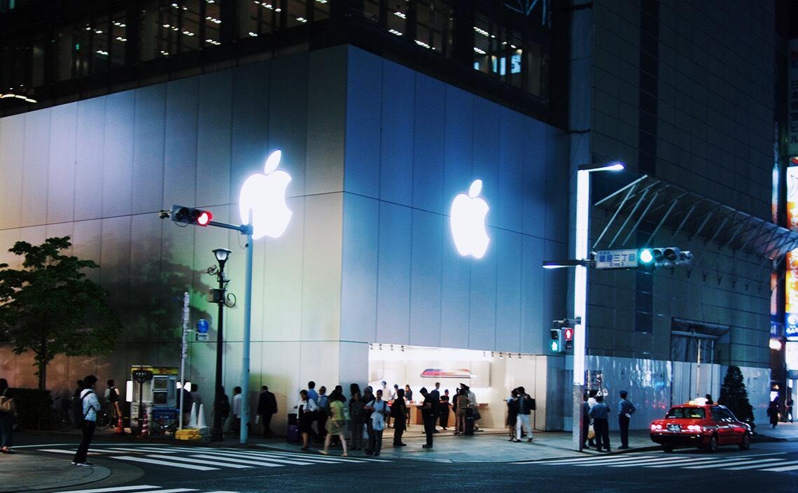 iPhone Xに先駆けて、iPhone 8発売!Apple Store銀座に行列はできたの ...
