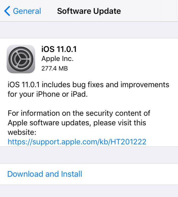Apple、バグの修正および改善を含む「iOS11.0.1」をリリース technology170927_ios_01-700x772