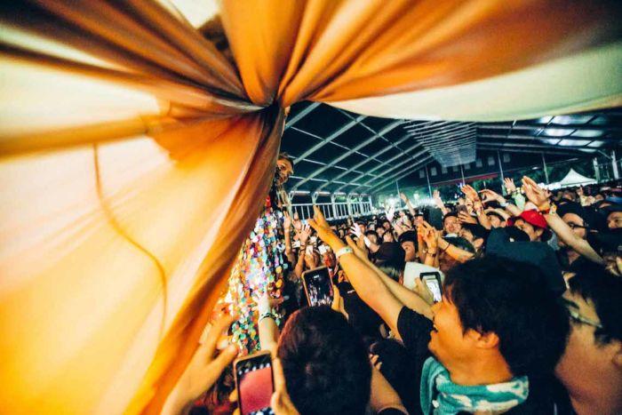 【フジロックライブ&フォトレポ】水曜日のカンパネラ、幻想的なパフォーマンスを披露 wednesdaycampanella-170912-700x467