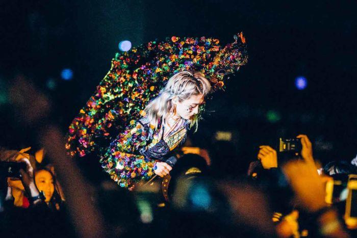 【フジロックライブ&フォトレポ】水曜日のカンパネラ、幻想的なパフォーマンスを披露 wednesdaycampanella-17095-700x467