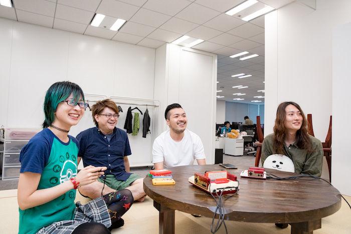 【あいつとオフィス訪問】NEXON(ネクソン)に潜入!オンラインゲームの草分け、多様な側面を持つオフィスに迫る Qe0921NEXON-51-700x467