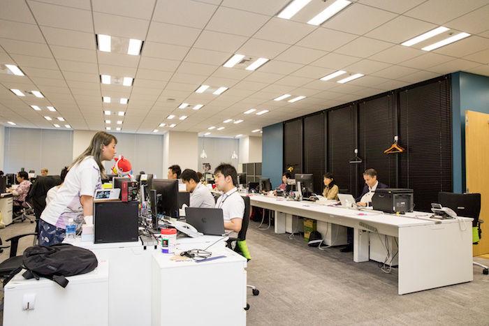 【あいつとオフィス訪問】NEXON(ネクソン)に潜入!オンラインゲームの草分け、多様な側面を持つオフィスに迫る Qe0921NEXON-8-700x467