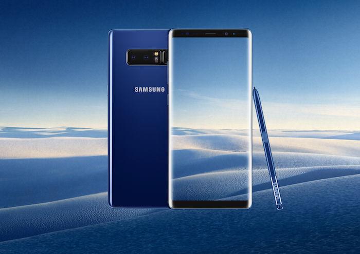"""Galaxy Note8のCM曲に向井太一の""""FREER""""が起用!""""空 feat. SALU""""が全国初OA! galaxynote8_1-700x495"""