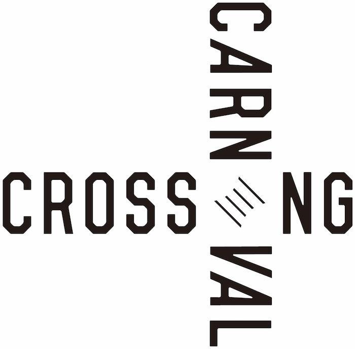 新音楽イベント<CROSSING CARNIVAL>!Seiho×KID FRESINO、CHAI、Alfred Beach Sandal+STUTSが決定 logo-700x687