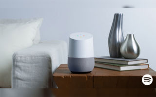 Google Home Spotify