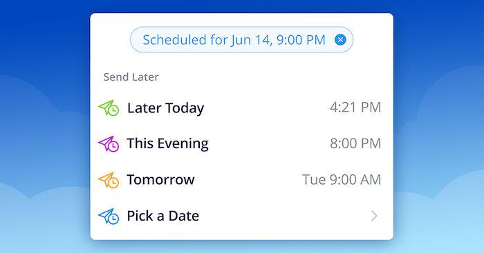 iPhoneにもオススメ!快適すぎるメールアプリ「Spark」に待望の予約送信とリマインダー機能が追加! technology171013_spark_2-700x367