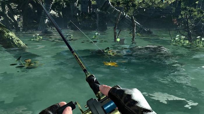 「FFXV」の世界で釣りを堪能!『MONSTER OF THE DEEP: FINAL FANTASY XV』が配信開始! 10_MOTDFFXV-700x394