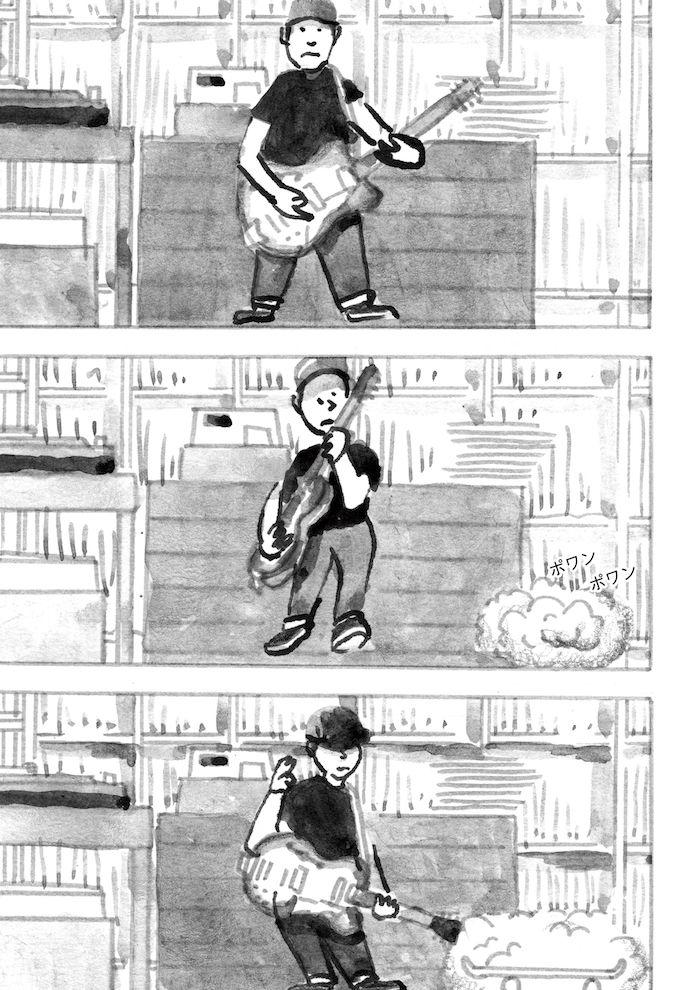 【あのMVを漫画で描く】どうしようもない恋の唄/ザ・ルースターズ 1851bd9355bf89556737ce9413aed3bb-700x990