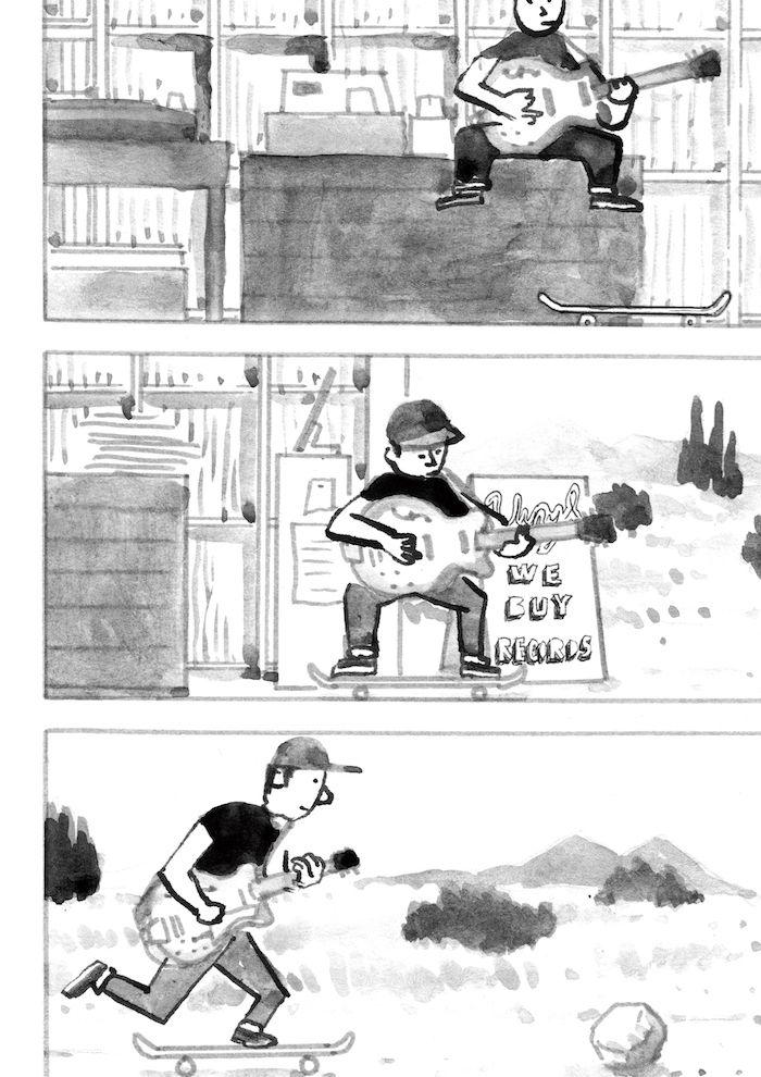【あのMVを漫画で描く】どうしようもない恋の唄/ザ・ルースターズ 74c5c4735e0414a310461a51f520deed-700x990