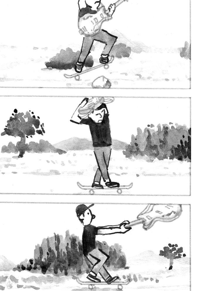 【あのMVを漫画で描く】どうしようもない恋の唄/ザ・ルースターズ 9e9f6f1f6a8f2e2af6c101df4247489a-700x990