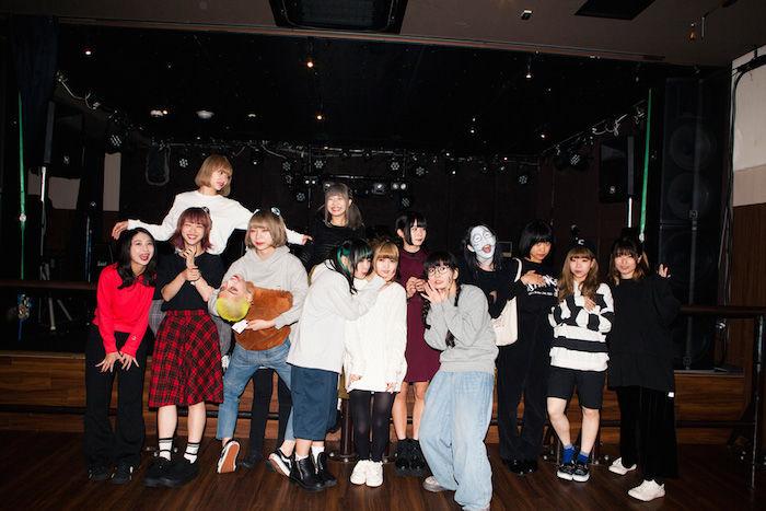 BiS×GANG PARADEドキュメンタリー写真集発売!14人のアイドルの素顔に迫る! art171109_bis-gangparade_1-700x467