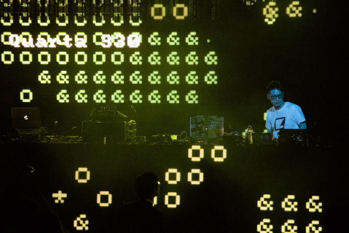 【ライブレポ】ゲーム音楽の祭典<DIGGIN' IN THE CARTS>。Kode9、Chip Tanakaらが映像とともに形成する新たな文脈 ditc-feature2-700x467