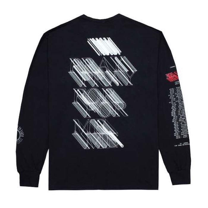ケンドリック・ラマー『DAMN.』POPUPラインナップをチェック!Tシャツ、パーカー、キャップなど15アイテム fashion171117_thedamnpopup_2-700x700