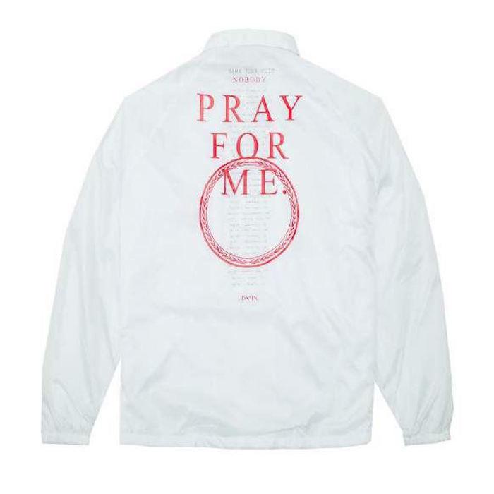 ケンドリック・ラマー『DAMN.』POPUPラインナップをチェック!Tシャツ、パーカー、キャップなど15アイテム fashion171117_thedamnpopup_8-700x700