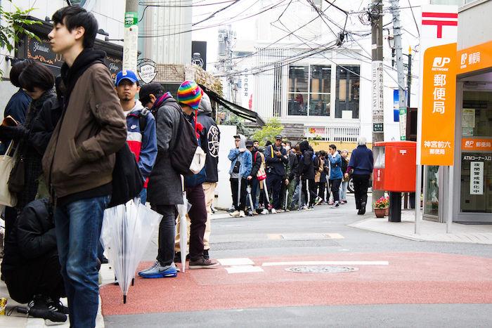 【レポート】ケンドリック・ラマー『THE DAMN. POP UP』東京オープン!早朝から行列が発生!! fashion171118_thedamnpopup_17-700x467