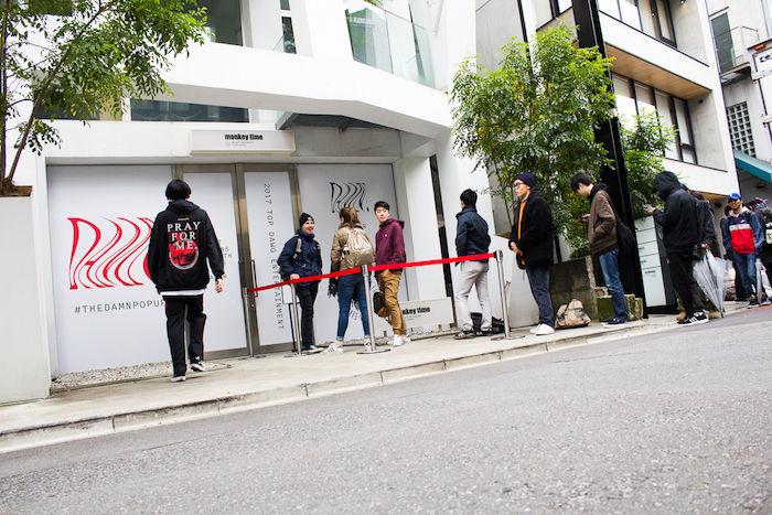 【レポート】ケンドリック・ラマー『THE DAMN. POP UP』東京オープン!早朝から行列が発生!! fashion171118_thedamnpopup_18-700x467