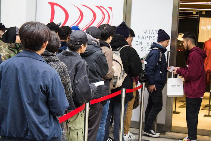 【レポート】ケンドリック・ラマー『THE DAMN. POP UP』東京オープン!早朝から行列が発生!! fashion171118_thedamnpopup_26-700x467