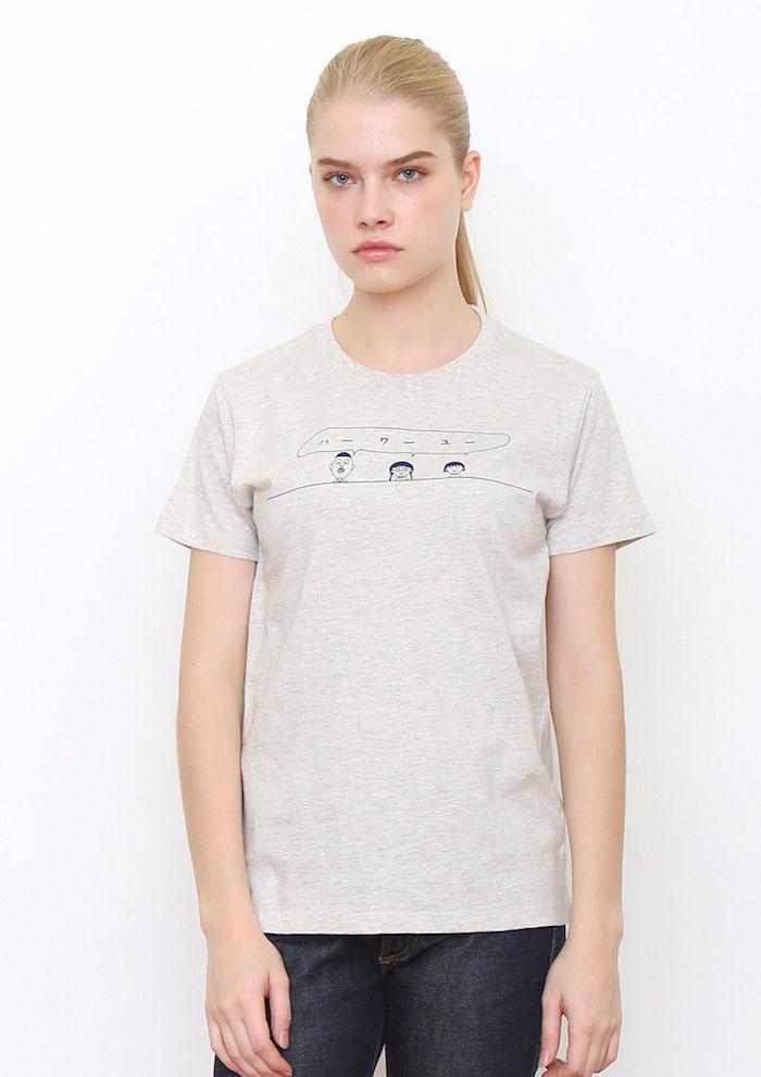 グラニフから『ちびまる子ちゃん』のコラボアイテムが登場!「ともぞう」Tシャツはマストバイ! graniph1-1-700x991