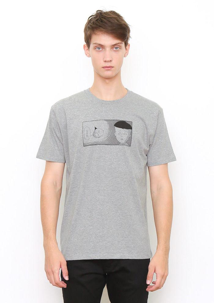 グラニフから『ちびまる子ちゃん』のコラボアイテムが登場!「ともぞう」Tシャツはマストバイ! graniph1-2-700x991