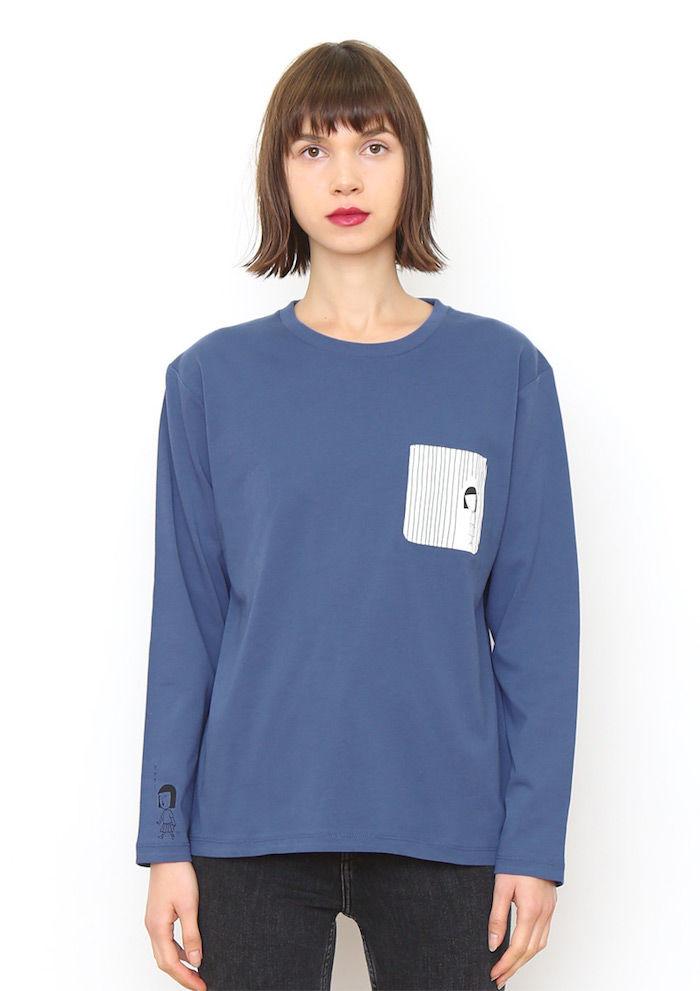 グラニフから『ちびまる子ちゃん』のコラボアイテムが登場!「ともぞう」Tシャツはマストバイ! graniph2-1-700x991