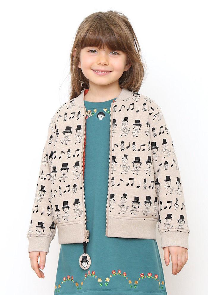 グラニフから『ちびまる子ちゃん』のコラボアイテムが登場!「ともぞう」Tシャツはマストバイ! graniph3-1-700x991