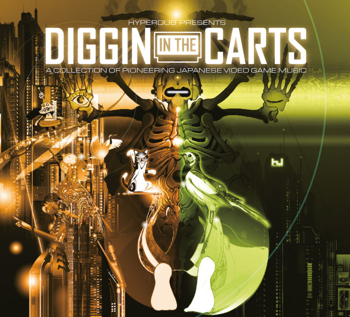 ゲームミュージックの歴史を紐解く、革新的コンピ『Diggin' In The Carts』スペシャルライブが開催! hyperdub-1711072-700x634