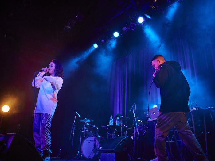 【ライブレポ】5lackもゲスト出演したiriの初ワンマンライブ!来年3月には1stツアーも開催! iri4-700x525