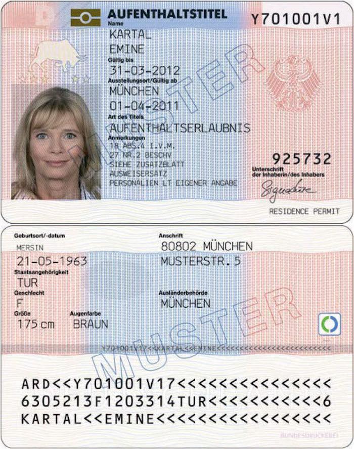 【実録!!】ドイツの首都ベルリンでビザ延長が認められるまでの長い道のり km-post64_visa-700x887