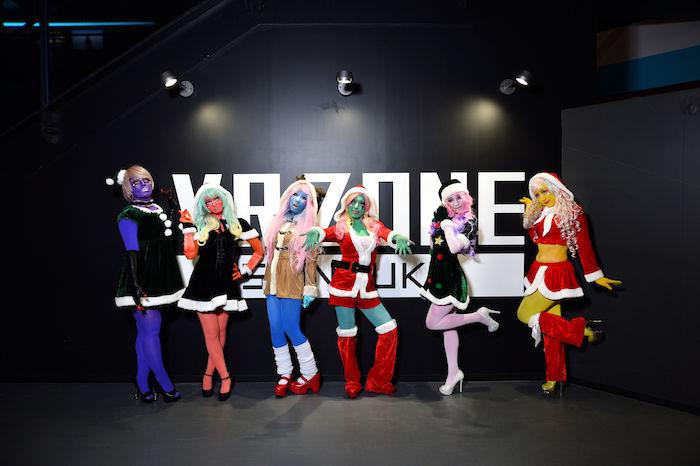 『異色肌ギャル』がVRで大暴れ!?「VR ZONE SHINJUKU」に降臨! miyako-6-700x466