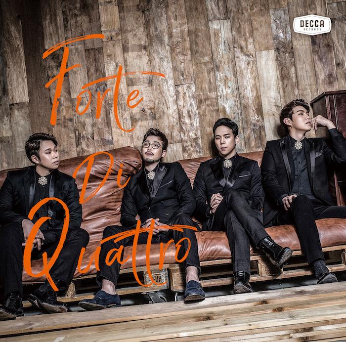 防弾少年団、TWICE、HYUKOHら百花繚乱の韓国音楽シーン。その新たなムーヴメント「K-CLASSIC」の大本命、フォルテ・ディ・クアトロとは music_fdq_3-700x692
