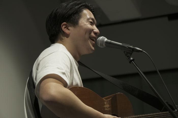【ライブレポ】Michael KanekoがSpotifyオフィスでスペシャルアコースティックライブを披露 spotify-1712014-700x467