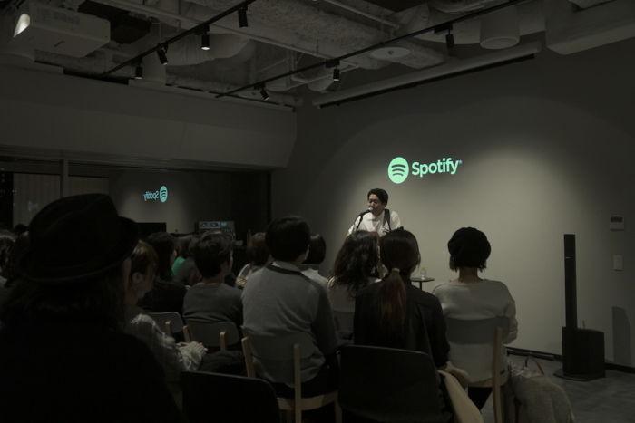 【ライブレポ】Michael KanekoがSpotifyオフィスでスペシャルアコースティックライブを披露 spotify-1712016-700x467