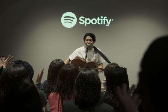 【ライブレポ】Michael KanekoがSpotifyオフィスでスペシャルアコースティックライブを披露 spotify-1712017-700x467