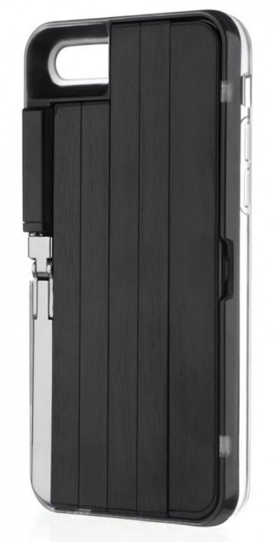 自撮り棒内蔵iPhoneケース「SEAJIC」はBluetooth接続でシャッターが切れる! technology171114_seajic_1-700x1389