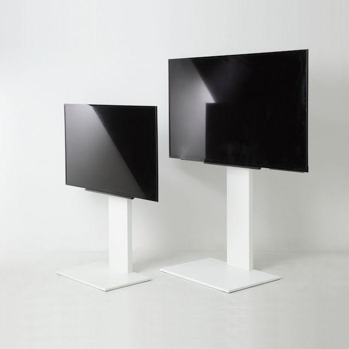 賃貸でも大丈夫な壁掛け風テレビスタンド!壁との一体化を極限まで追求 technology171114_walltvstand_1-700x700