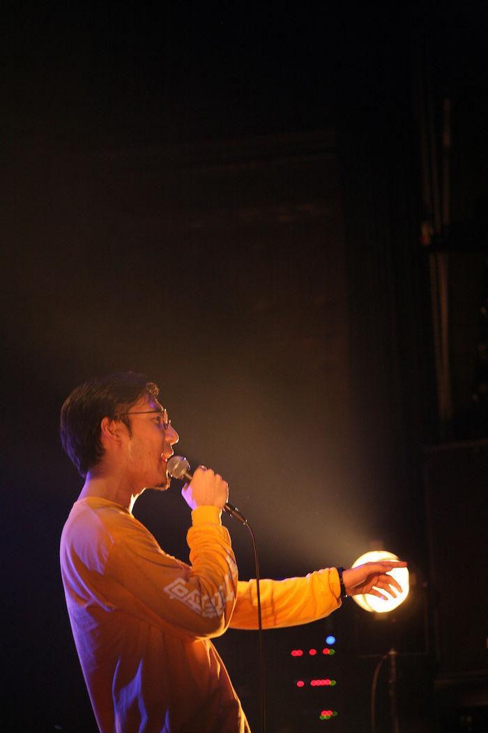 【イベントレポ】豪華出演者で話題となった渋谷WWWと WWW X<Emotions>にtofubeats、ZOMBIE-CHANG、ゆるふわギャング、CHAIらが登場! tofubeats1-700x1050