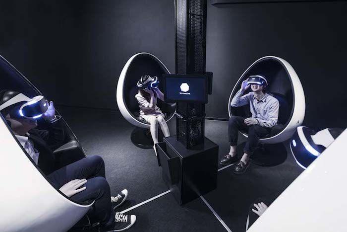 『バイオハザード7』を集団体験型VRアトラクショで!圧倒的な没入感をお台場で体感 DIV5207-700x467