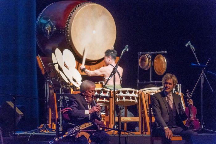 【ライブレポ】アイルランドが誇る国宝級バンド、ザ・チーフタンズ(The Chieftains)が魅せた特別な一夜 chieftains_0176-700x467