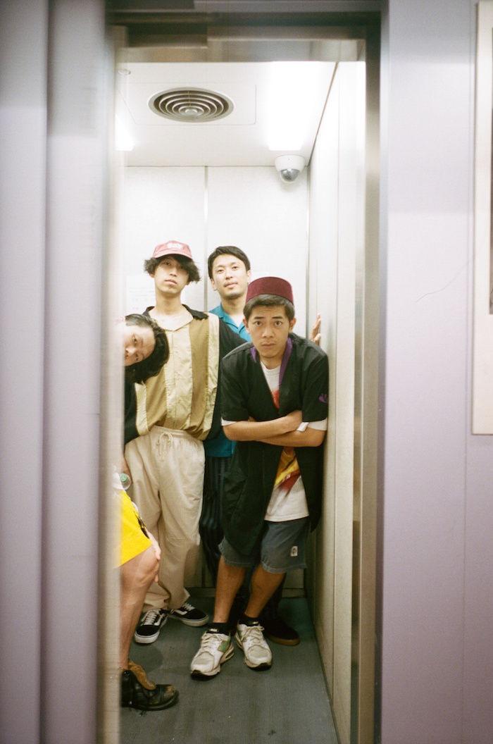 音楽・カルチャーライター三宅正一主宰〈Q2 Records〉始動!踊Foot Works新EPがリリース q2records-1712211-700x1056