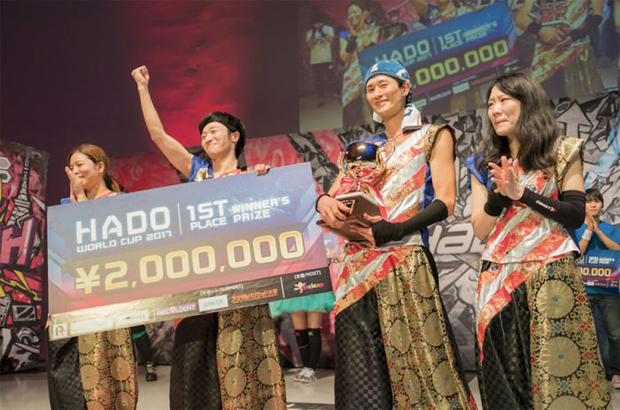 「恵比寿マスカッツ1.5」や「へきトラハウス」も登場!世界最大のARスポーツ大会<HADO WORLD CUP>優勝者は!? sub1-700x463