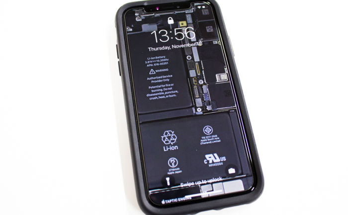 【iPhone Xの疑問解消】流動的な「ライブ壁紙」の設定方法 technology171116_iphonex_01-700x433