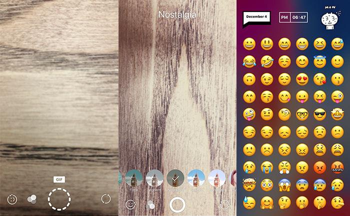 「LINE」がiPhone Xに対応!「GIF作成機能」「カメラフィルター」「スタンプ」追加! technology171204_line_1-700x433
