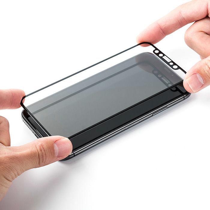 カッターでも傷つかないiPhone Xガラスフィルム!世界最大手ガラスメーカー旭硝子製! technology171223_iphonex_2-700x700