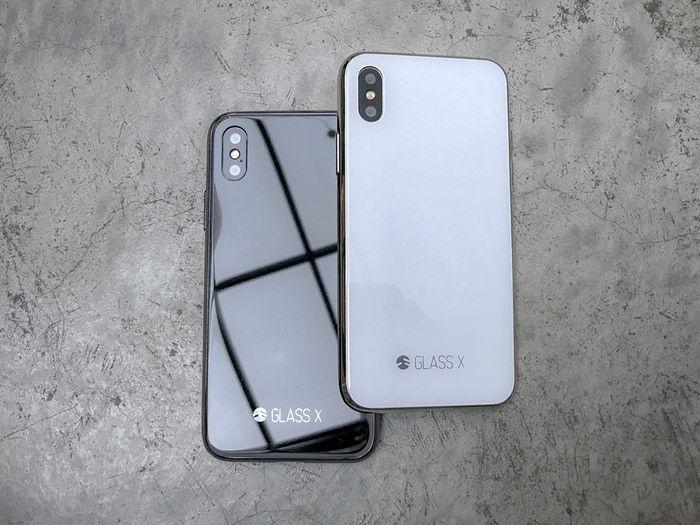 デザインしないことがデザイン?iPhoneにiPhone Xを着せた革新的ケースが登場! technology171226_glassx_2-700x525