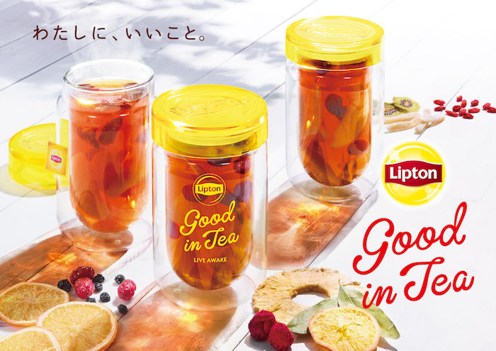 ラジオ番組『Tokyo Brilliantrips』連動!「Lipton Good in Tea」などをご紹介! art180117_brilliantrips_2-700x495